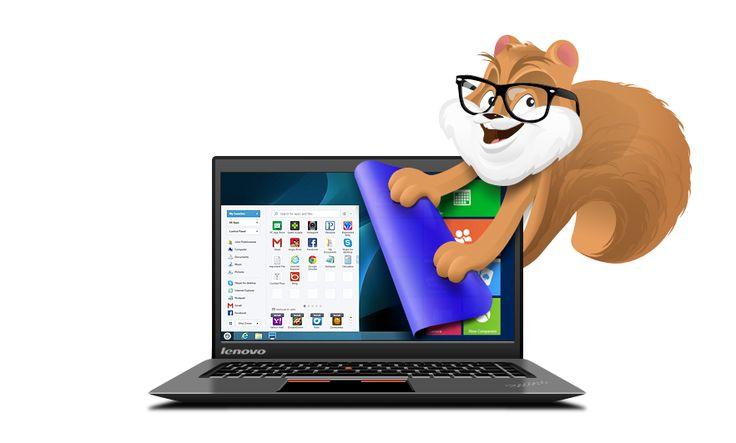 Rendez le menu Démarrer à Windows 8 IObit Start Menu 8