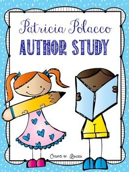 Enjoy a 5-day unit based on Patricia Polacco's books!Your students will love getting to know Patricia Polacco through this author study full of engaging reading activities.**************************************************************************************What's IncludedThis week long author study includes everything you need to teach your students about Patricia Polacco and her writing.