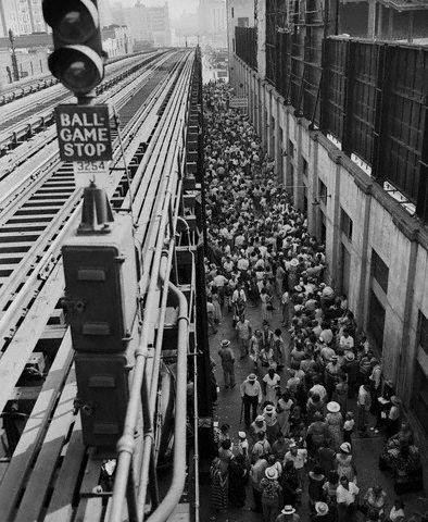 Old Yankee Stadium In 1920 | Re: Yankee Stadium: 1920 50 Part 56