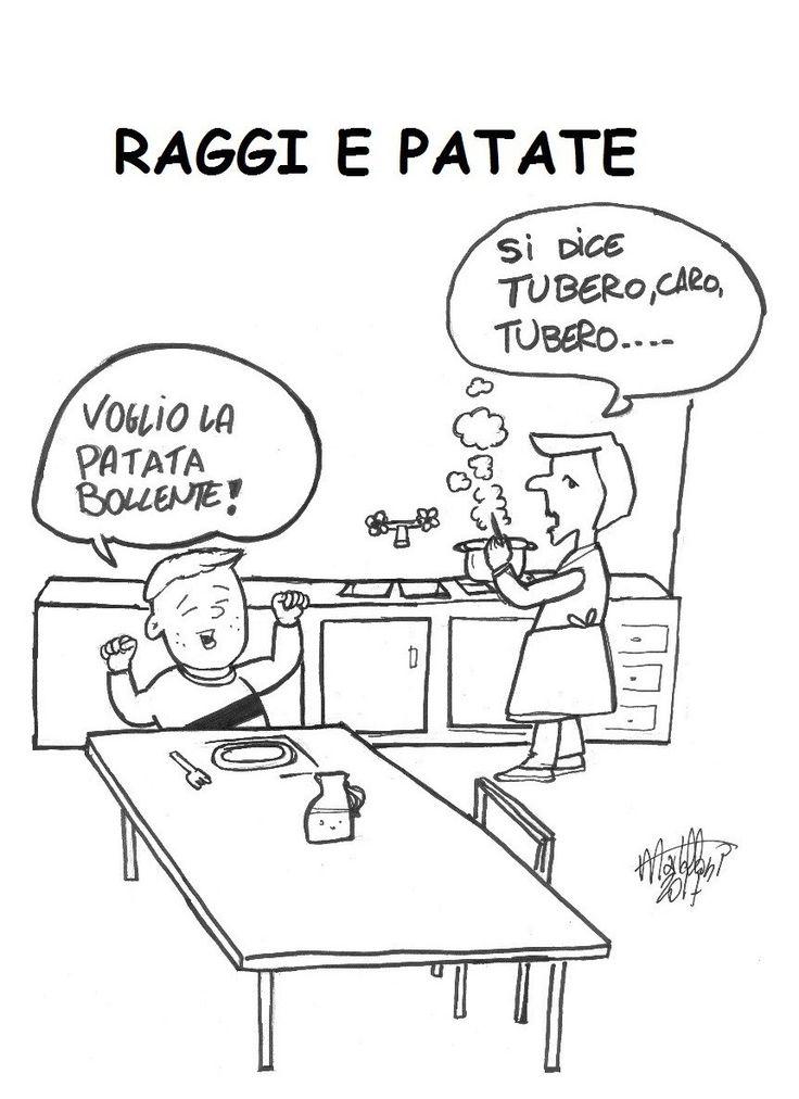 Raggi & Patate » Pensalibero.it, Informazione laica on line