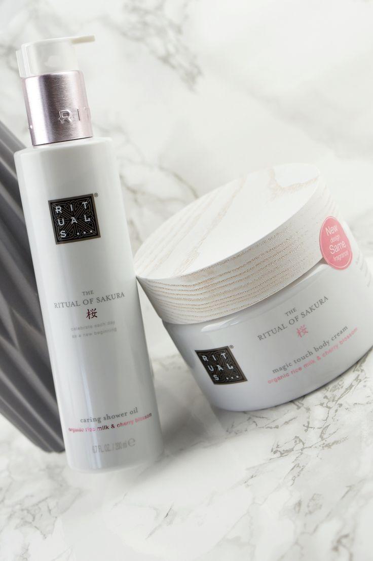 Rituals, The Ritual of Sakura Body Cream & Shower Oil