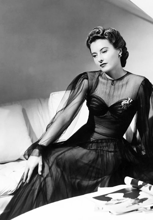 "Barbara Stanwyck ~ ""Career is too pompous a word. It was a job and I have always felt privileged to be paid for doing what I love doing."""