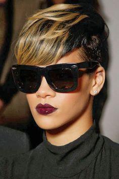 29 Best Rihanna Short Hairstyles - Cool & Trendy Short Hairstyles 2014