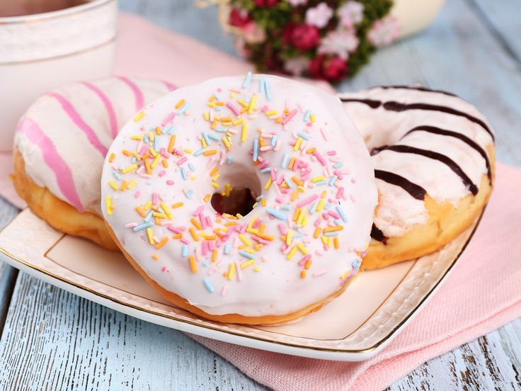 Grundrezept Donuts selber machen - so geht's