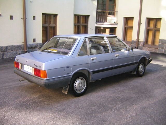 My own Talbot Solara 1.5 GLS. Made in Finland in 1984.