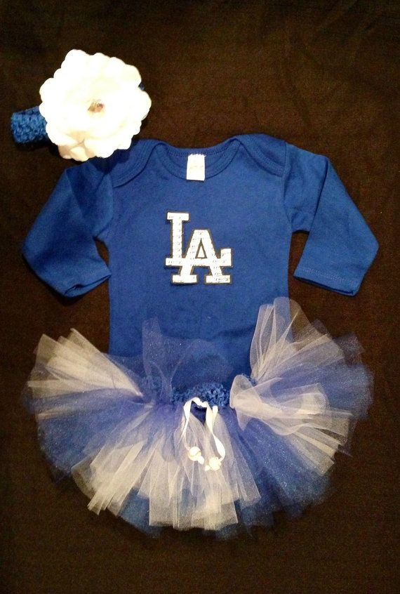 Dodgers TuTu outfit...If I ever have a daughter!!!