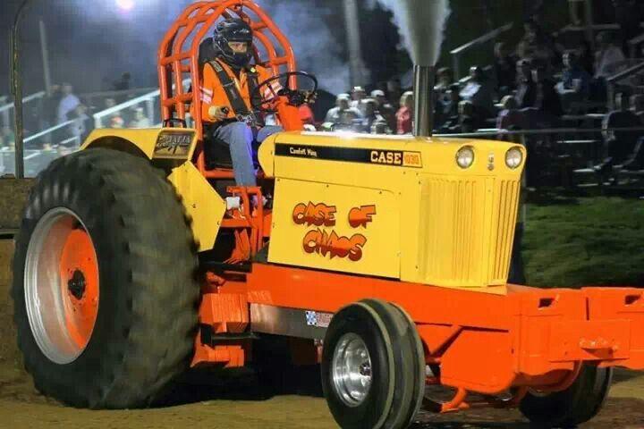 Case Pulling Tractors : Case pulling tractor pulls pinterest