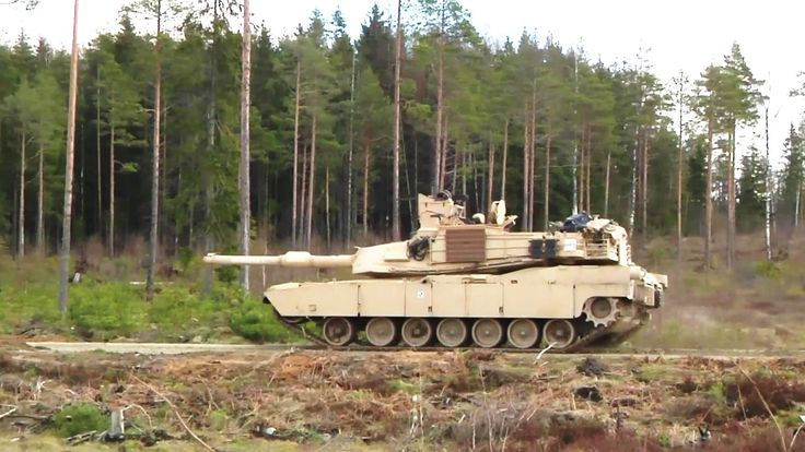 The combat power of the M1A2 SEP V2 Main Battle Tanks