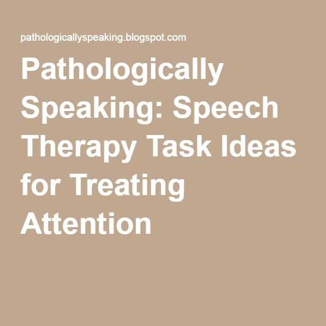 language therapy ideas for adults Operational Systems: