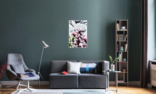 Magnolia 01 - Froilein Juno - Premium Poster
