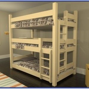 High Quality Triple Bunk Beds   Google Search. Drievoudige StapelbeddenStapelbed PlannenClydesdaleMaximaliseren  ... Amazing Design