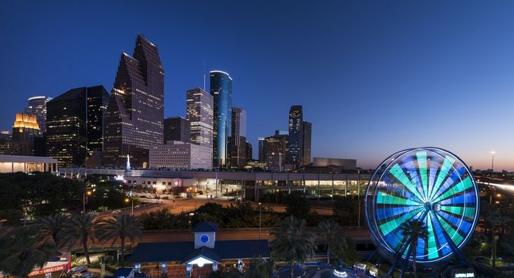 Houston is the most populated city in the state of #Texas.