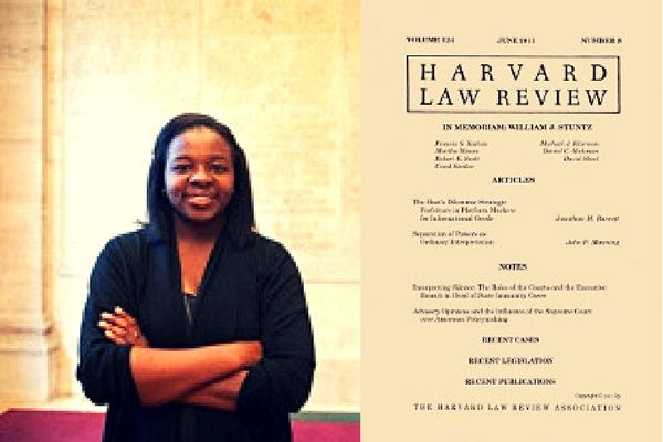 ImeIme A. Umana '14 will be the first black woman to serve as President of the Harvard Law Review. ImeIme Umana has been elected president of the Harvard Law Review. Imelme, who graduated from Harvard College in 2014, expects to receive her Harvard law degree in 2018. She focused on government and African-American studies as …