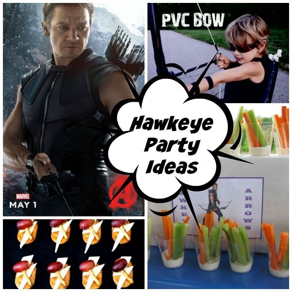 Hawkeye Party Ideas: Avengers: Age of Ultron