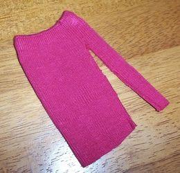 How to make sock sweater dress
