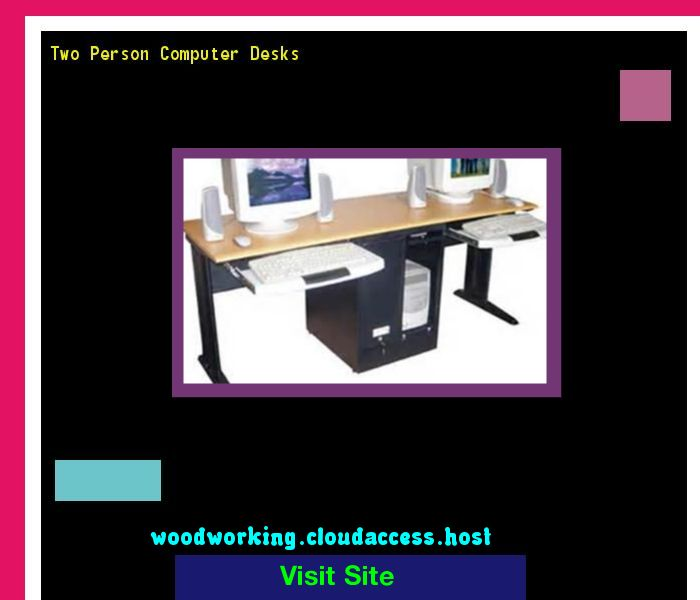 17 best ideas about two person desk on pinterest 2 person desk office room ideas and double. Black Bedroom Furniture Sets. Home Design Ideas