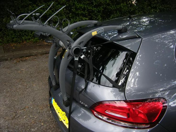 Bike Rack for VW Scirocco