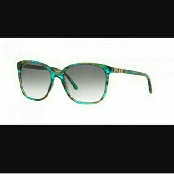 ogobvck la haute couture de grandes lunettes surdimensionnées section lentille claire eve (green) GoLCuio