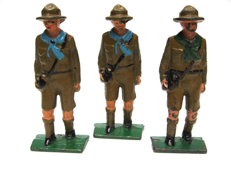 Toy Soldiers For Boys : Best images about barclay cast iron figurines on