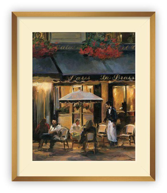 """Tablou """"La Brasserie II"""" http://www.artfoyer.ro/la-brasserie-ii.html"""