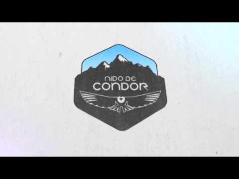 Animación del logotipo Cabañas Nido de Cóndor