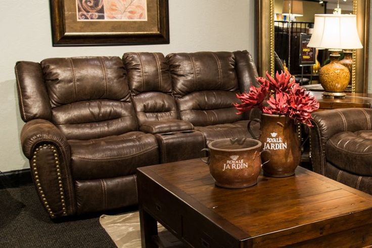 Flexsteel Power Downtown Loveseat Collection Downtown