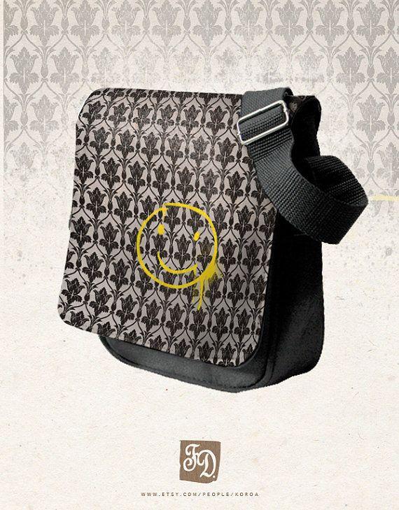 little shoulder bag SHERLOCK HOLMES by FeerieDoll on Etsy, $30.00 Getting one sooooooon :D