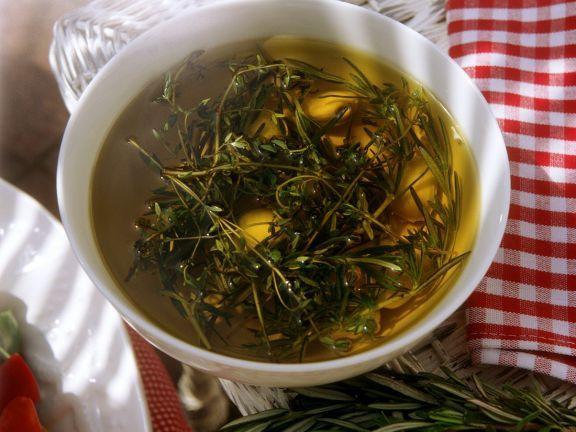 Mediterrane Käutermarinade ist ein Rezept mit frischen Zutaten aus der Kategorie Marinaden. Probieren Sie dieses und weitere Rezepte von EAT SMARTER!
