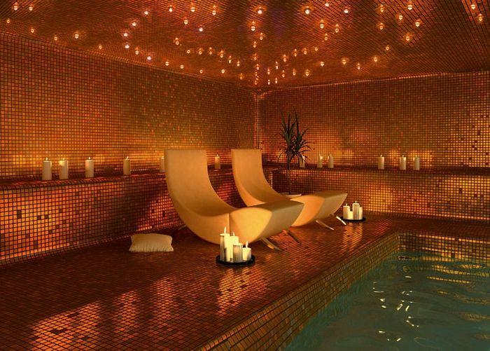 Die besten 25+ Pool liegestühle Ideen auf Pinterest Traum-Pools - liegestuhl im garten 55 ideen fur gestaltung vom lounge bereich
