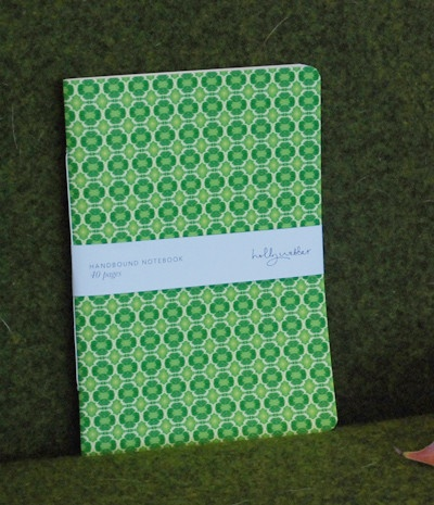 $17.95 Letterbox Love Notebook designed and handmade in Hobart, Tasmania #green #handmade #recycled