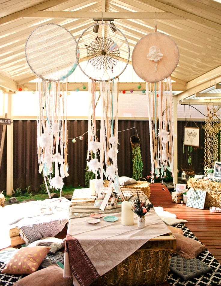 BOHO THEMED 13TH BIRTHDAY PARTY