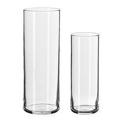 ikea cylinder vase and vase on pinterest. Black Bedroom Furniture Sets. Home Design Ideas