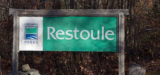 Restoule Provincial Park #NatOnt