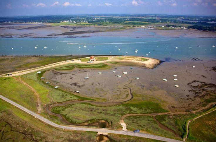 Pointe du Dibenn à Damgan dans le Morbihan. Une photographie d'Arnaud Dréan