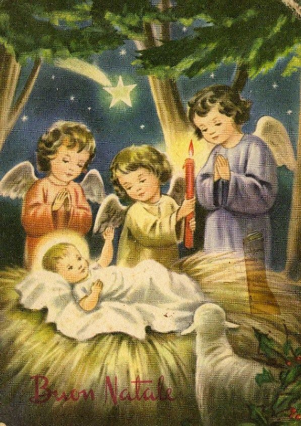83 Best Angels Of The Nativity Images On Pinterest Birth