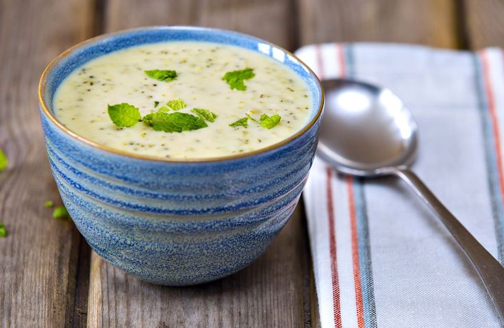 Broccoli and Cheese Soup Recipe via @SparkPeople
