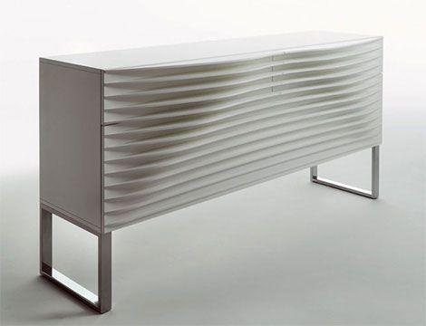Contemporary Cupboard : Tide by Karim Rashid