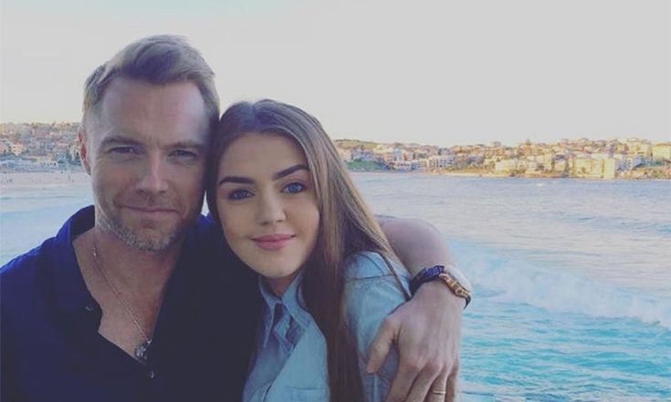 Ronan Keating celebrates daughter's birthday with rare Instagram photo