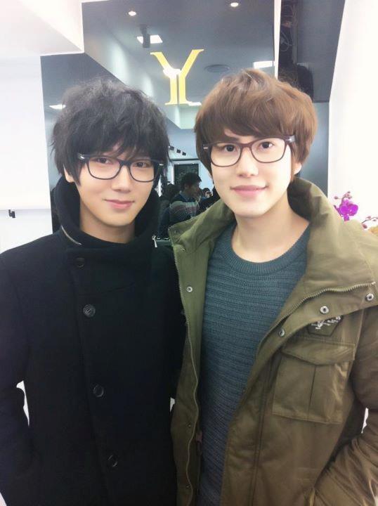 SUPER JUNIOR | YeKyu Kim Joongwoon/Yesung and Cho Kyuhyun <3 #HappyKyuhyunDay