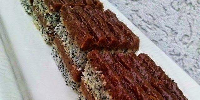 Posna mak torta ~ Recepti i Savjeti