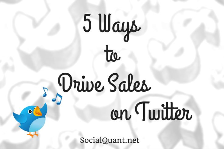 5 Ways to Do Business On Twitter Immediately