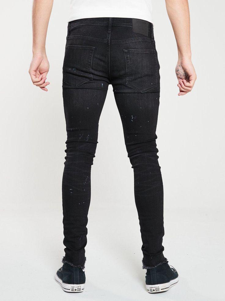jeans storlek män