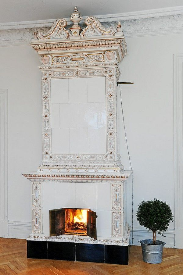 42 Best Images About Swedish Fireplaces On Pinterest