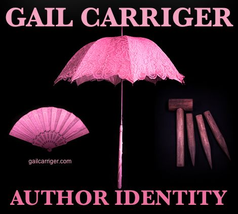 This Is Why I Write: 10 Books That Inspired & Formed Gail's Identity As An Author (Miss Carriger Recommends) - Gail Carriger
