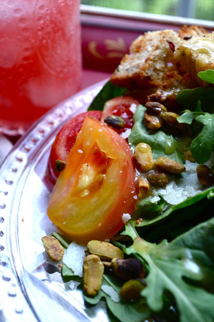 Stone Ground Mustard Vinaigrette Salad
