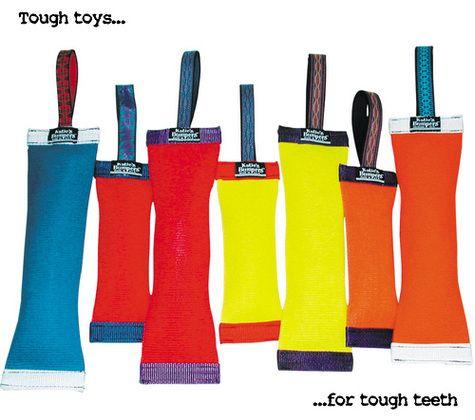 Tough Dog Toys for Tough Dog Teeth