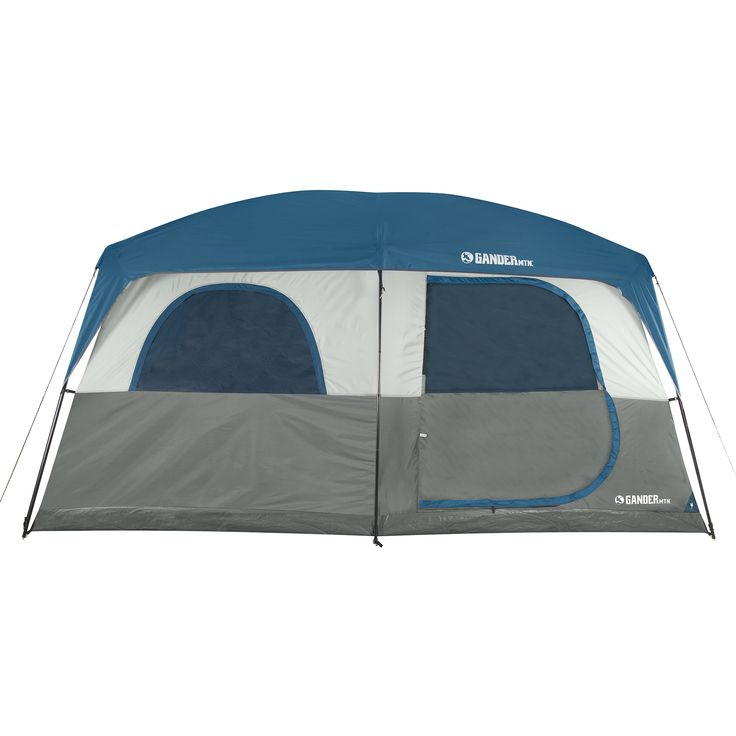 Gander Mountain Cabin View 10-Person Tent