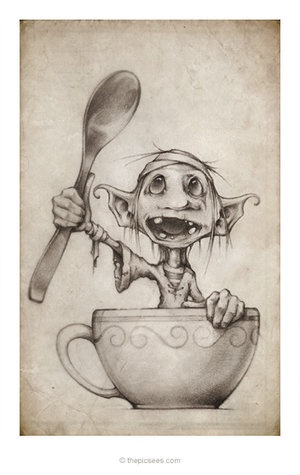 Eric is a goblin, Eric is a scallywag by ~thePicSees