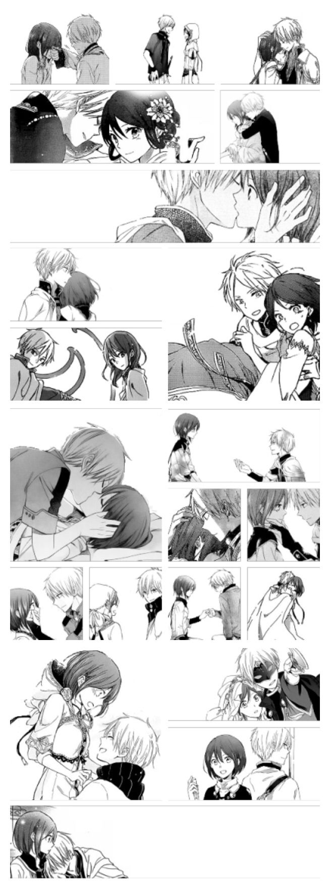 Akagami no Shirayukihime, Manga, Shirayuki, Zen Wistalia I LOVE THIS MANGA!!