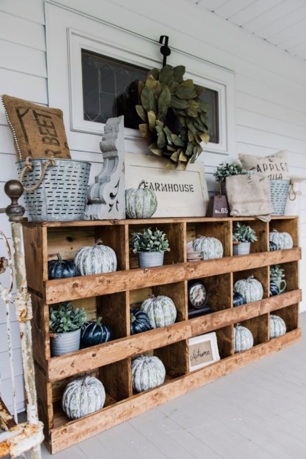 Best Country Decor Ideas for Your Porch - DIY Farmhouse Style Nesting Boxes - Rustic Farmhouse Decor Tutorials and Easy Vintage Shabby Chic Home Decor for Kitchen, Living Room and Bathroom - Creative Country Crafts, Furniture, Patio Decor and Rustic Wall Art and Accessories to Make and Sell http://diyjoy.com/country-decor-ideas-porchs